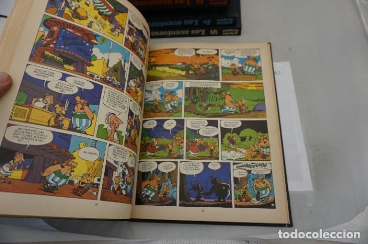 Cómics: TOMO 1 - LAS AVENTURAS DE ASTERIX - UDERZO / GOSCINNY - GRIJALBO - DARGAUD 1983 - Foto 6 - 284720933