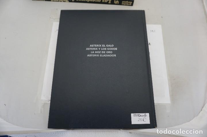 Cómics: TOMO 1 - LAS AVENTURAS DE ASTERIX - UDERZO / GOSCINNY - GRIJALBO - DARGAUD 1983 - Foto 9 - 284720933