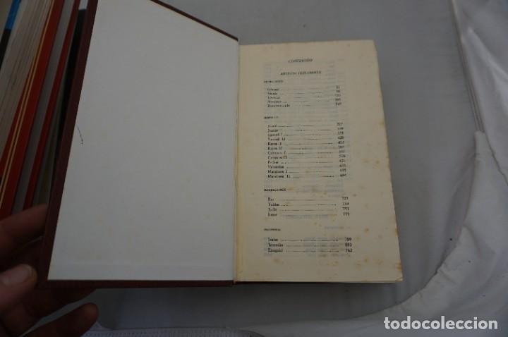 Cómics: 2F/ NUEVA BIBLIA ESPAÑOLA - L. ALONSO SCHOKEL, JUAN MATEOS / CRISTIANDAD - Foto 3 - 284721243