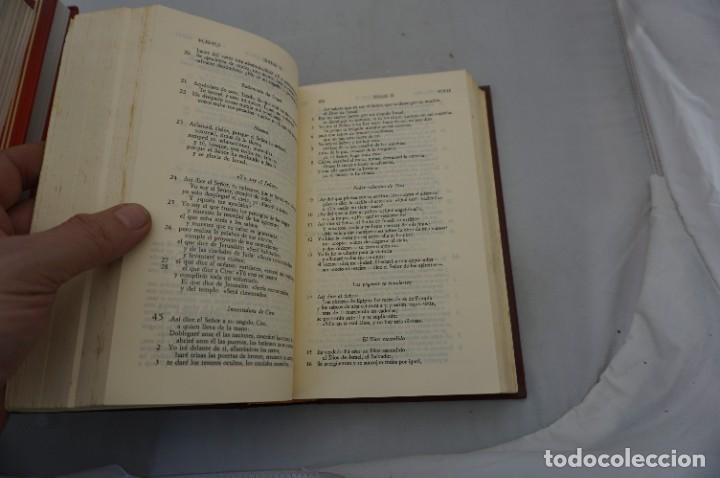 Cómics: 2F/ NUEVA BIBLIA ESPAÑOLA - L. ALONSO SCHOKEL, JUAN MATEOS / CRISTIANDAD - Foto 4 - 284721243