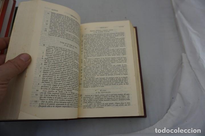 Cómics: 2F/ NUEVA BIBLIA ESPAÑOLA - L. ALONSO SCHOKEL, JUAN MATEOS / CRISTIANDAD - Foto 5 - 284721243