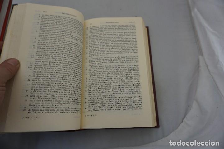 Cómics: 2F/ NUEVA BIBLIA ESPAÑOLA - L. ALONSO SCHOKEL, JUAN MATEOS / CRISTIANDAD - Foto 6 - 284721243