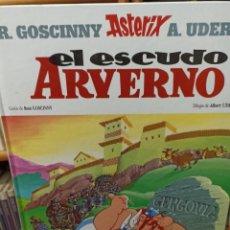 Fumetti: ASTÉRIX Y EL ESCUDO ARVERNO. Lote 285058528