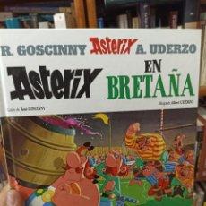 Fumetti: ASTÉRIX EN BRETAÑA. Lote 285058773
