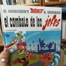 Fumetti: ASTÉRIX EL COMBATE DE LOS JEFES. Lote 285058868