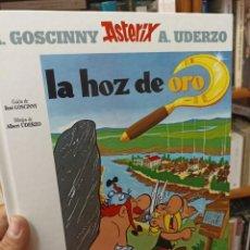 Fumetti: ASTÉRIX Y LA HOZ DE ORO. Lote 285063893
