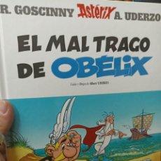 Fumetti: ASTÉRIX. EL MAL TRAGO DE OBELIX. Lote 285068753