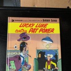 Comics: LUCKY LUCKE CONTRA PAT POKER, DE MORRIS. GRIJALBO Nº 53. Lote 285551133