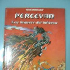 Cómics: PERCEVAN 7. LOS SEÑORES DEL INFIERNO. Lote 286059663
