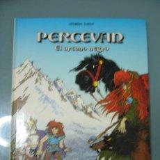 Cómics: PERCEVAN 9. EL ARCANO NEGRO. Lote 286060203