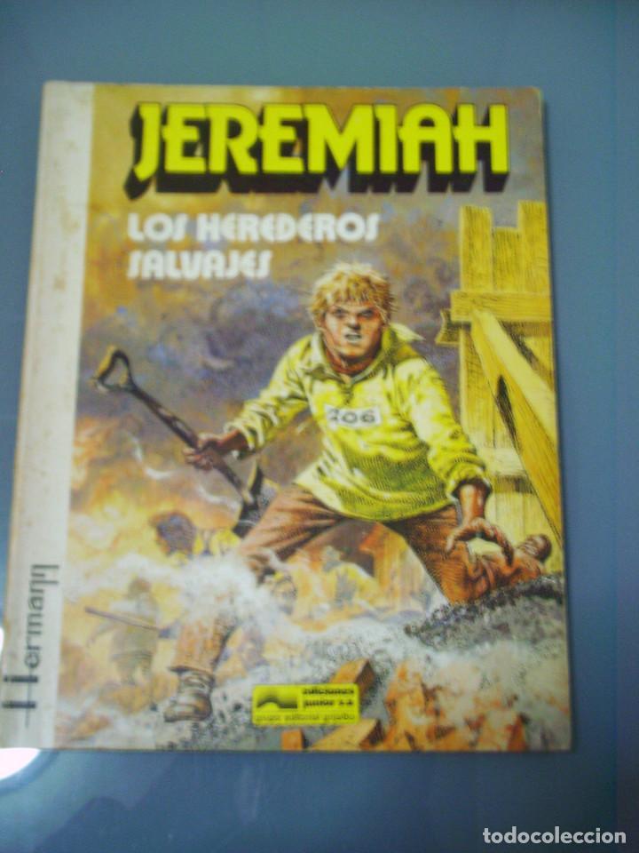 JEREMIAH 3 (Tebeos y Comics - Grijalbo - Jeremiah)
