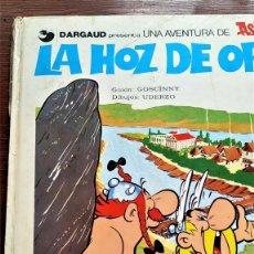 Comics: ASTERIX. LA HOZ DE ORO .. Lote 286343873