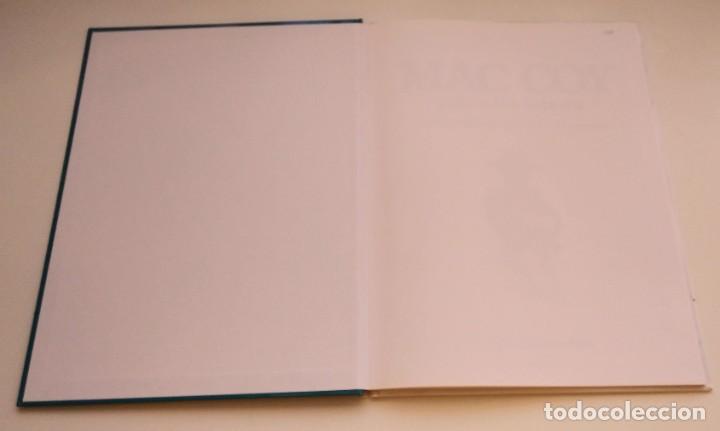 Cómics: MAC COY Nº 20. PATRULLA LEJANA. EDITORIAL GRIJALBO/DARGAUD. TAPA DURA. 1997. - Foto 2 - 286515568