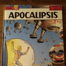 Cómics: LEFRANC Nº 10. APOCALIPSIS. J. MARTIN Y G. CHAILLET. EDICIONES JUNIOR. GRIJALBO. Lote 286533448