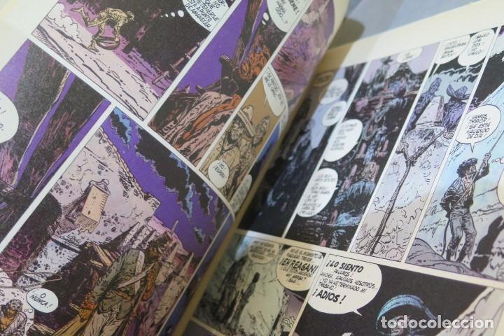 Cómics: EL HOMBRE QUE VALIA 500000. UNA AVENTURA DEL TENIENTE BLUEBERRY - Foto 3 - 286655413