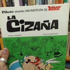 Fumetti: ASTÉRIX. LA CIZAÑA. BRUGUERA. 1970. Lote 286678378