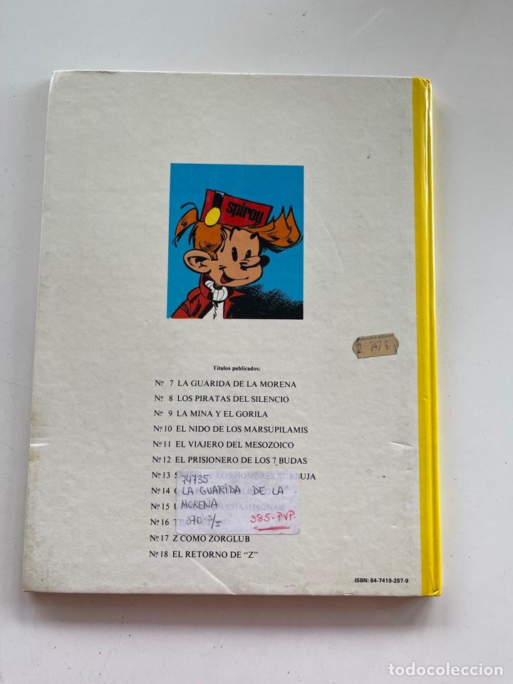 Cómics: Las aventuras de Spirou y Fantasio nº7 ediciones júnior - Foto 2 - 287090288