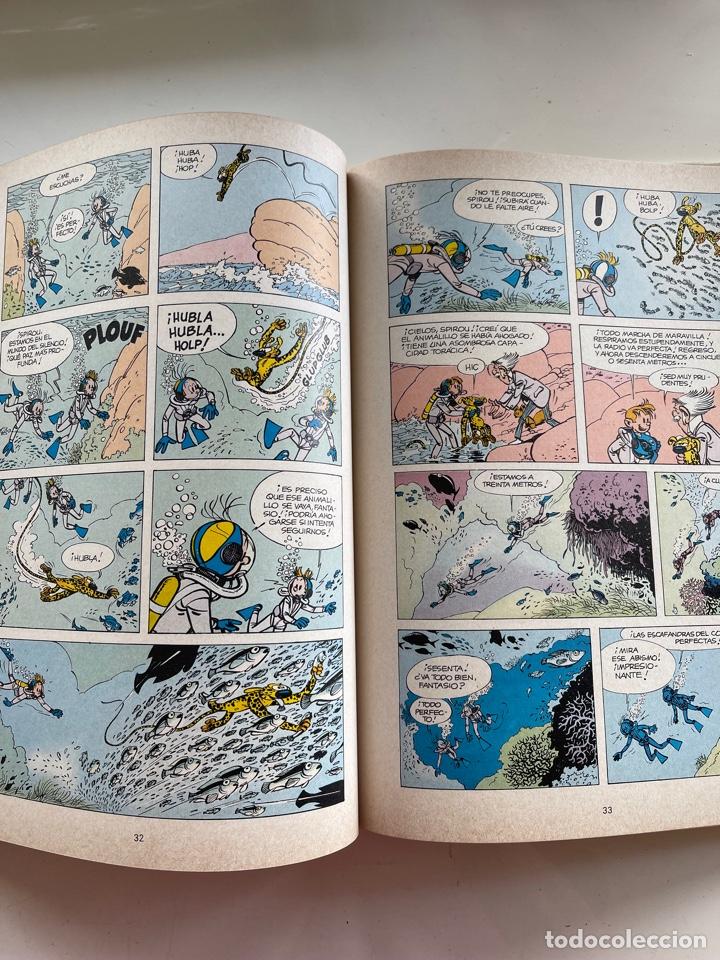 Cómics: Las aventuras de Spirou y Fantasio nº7 ediciones júnior - Foto 5 - 287090288