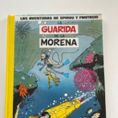 Cómics: LAS AVENTURAS DE SPIROU Y FANTASIO Nº7 EDICIONES JÚNIOR. Lote 287090288