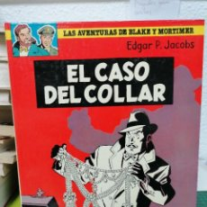Comics: LAS AVENTURAS DE BLAKE Y MORTIMER 7. EL CASO DEL COLLAR. Lote 287202398