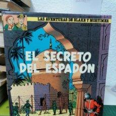 Comics: LAS AVENTURAS DE BLAKE Y MORTIMER 10. Lote 287202523