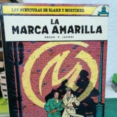 Comics: LAS AVENTURAS DE BLAKE Y MORTIMER PIRÁMIDE. LA MARCA AMARILLA. Lote 287203188