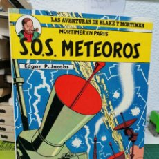 Comics: LAS AVENTURAS DE BLAKE Y MORTIMER 5. S.O.S. METEOROS. Lote 287203643
