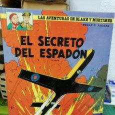 Comics: EL SECRETO DEL ESPADÓN. 1ª PARTE. Lote 287218468