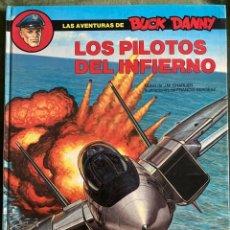 Cómics: ANTIGUO CÓMIC LOS PILOTOS DEL INFIERNO BUCK DANNY GRIJALBO. Lote 287453088