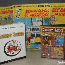 Cómics: LOTE COMIC LUKY LUKE - DARGAUD - GRIJALBO. Lote 287486248