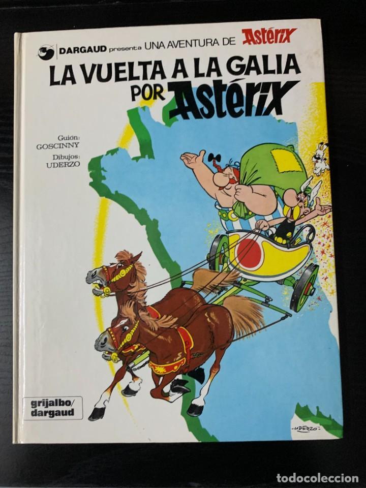 Cómics: Lote de 10 álbumes de Astérix, de Goscinny y Uderzo - Foto 3 - 287935813