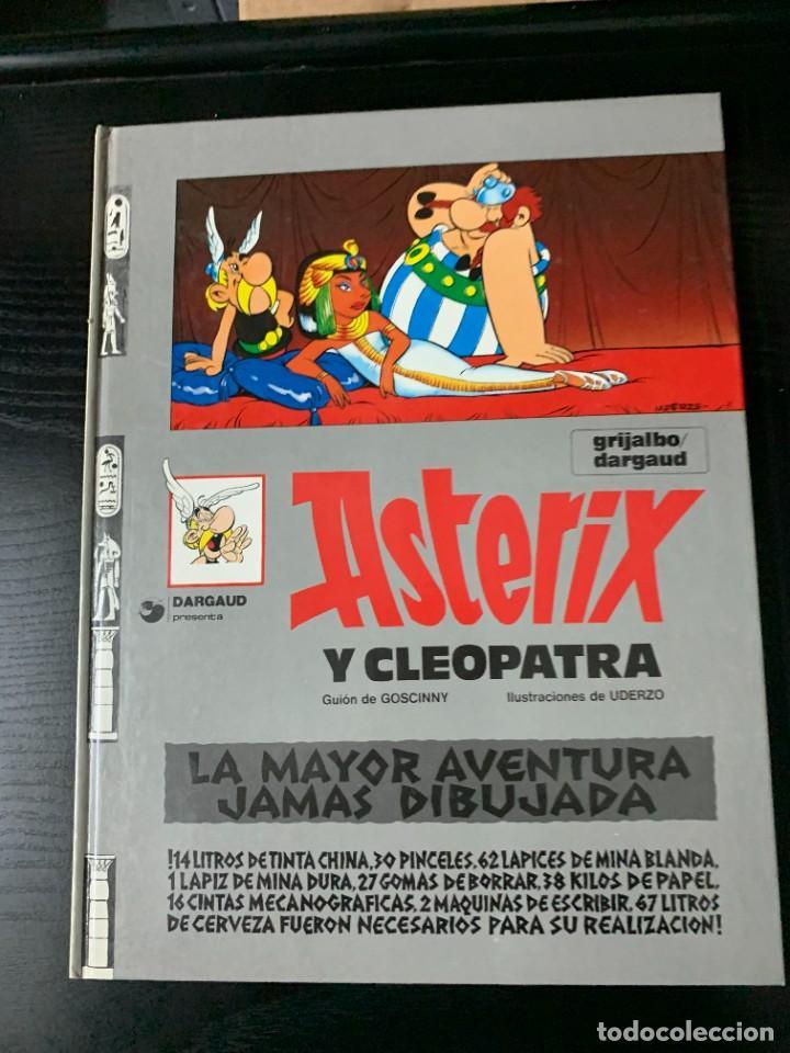 Cómics: Lote de 10 álbumes de Astérix, de Goscinny y Uderzo - Foto 4 - 287935813