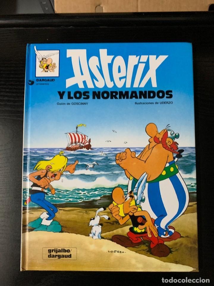 Cómics: Lote de 10 álbumes de Astérix, de Goscinny y Uderzo - Foto 5 - 287935813