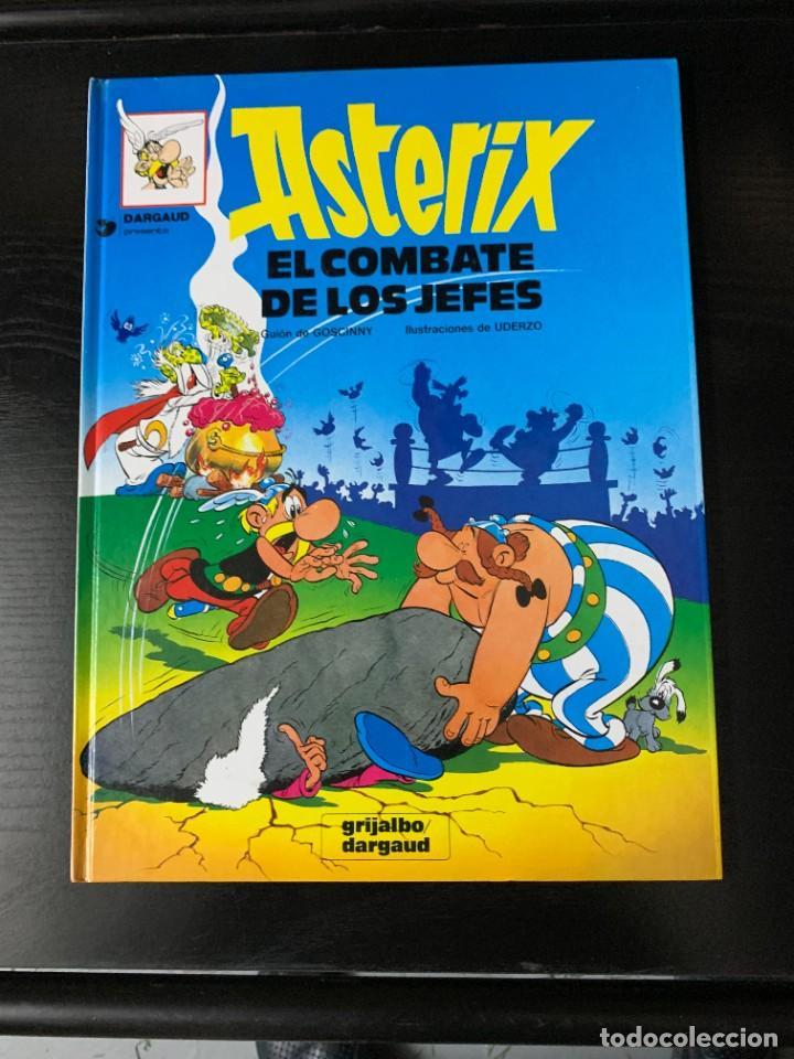 Cómics: Lote de 10 álbumes de Astérix, de Goscinny y Uderzo - Foto 7 - 287935813