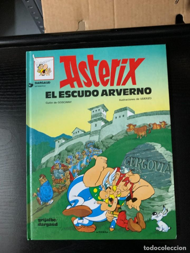 Cómics: Lote de 10 álbumes de Astérix, de Goscinny y Uderzo - Foto 8 - 287935813
