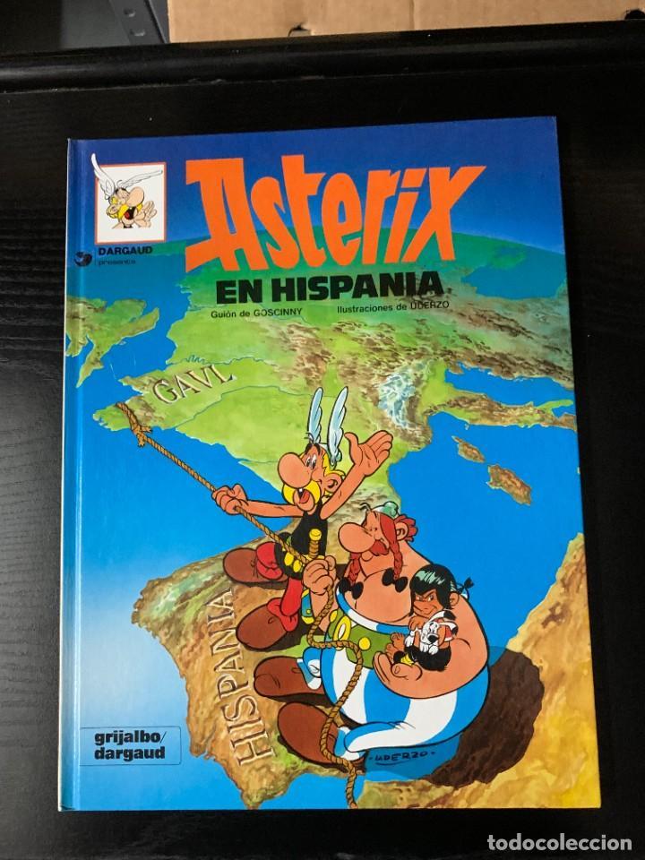 Cómics: Lote de 10 álbumes de Astérix, de Goscinny y Uderzo - Foto 10 - 287935813