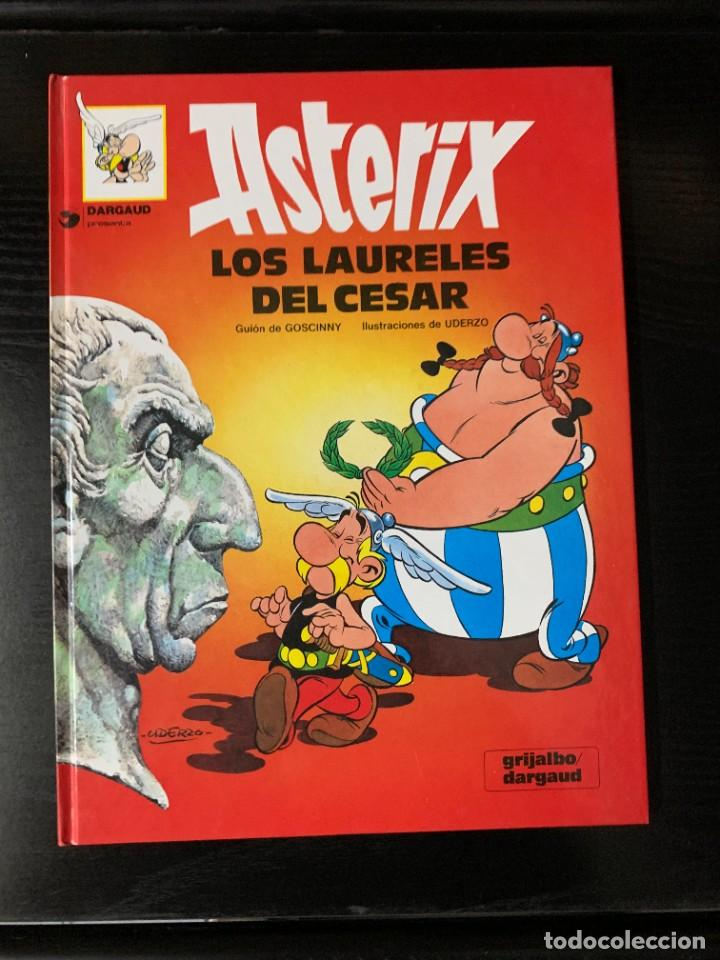 Cómics: Lote de 10 álbumes de Astérix, de Goscinny y Uderzo - Foto 11 - 287935813
