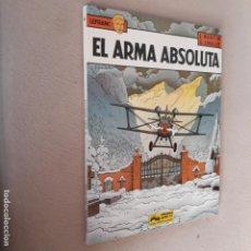 Cómics: LEFRANC GRIJALBO JUNIOR Nº 8 EL ARMA ABSOLUTA. Lote 287950493