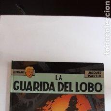 Cómics: LA GUARIDA DEL LOBO,1986. Lote 287999088