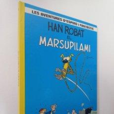 Cómics: HAN ROBAT EL MARSUPILAMI - ESPIRU I FANTÀSTIC - FRANQUIN - GRIJALBO JUNIOR 3. Lote 288033848