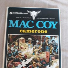 Cómics: MAC COY Nº 11 - CAMERONE - GRIJALBO. Lote 288069673