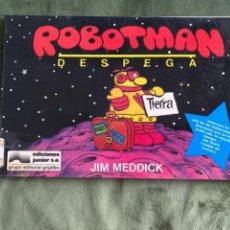 Cómics: ANTIGUO COMIC TEBEO ROBOTMAN DESPEGA NÚMERO 1. Lote 288184278