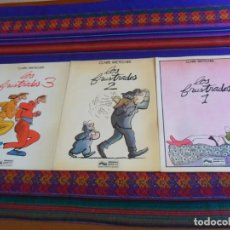 Cómics: LOS FRUSTRADOS NºS 1, 2 Y 3. GRIJALBO JUNIOR 1984. RÚSTICA.. Lote 288202678