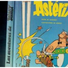 Cómics: LAS AVENTURAS DE ASTÉRIX. TOMO 4. GRIJALBO / DARGAUD. CON 4 TÍTULOS. LEER. Lote 288209963