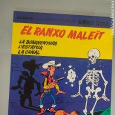Cómics: LUCKY LUKE 47 EL RANXO MALEÏT GRIJALBO 1992. Lote 288346373