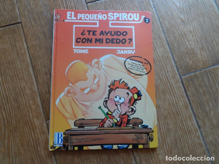 EL PEQUEÑO SPIROU - Nº 2 - EDICIONES B TAPA DURA (Tebeos y Comics - Grijalbo - Spirou)