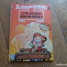 Cómics: EL PEQUEÑO SPIROU - Nº 2 - EDICIONES B TAPA DURA. Lote 288369373