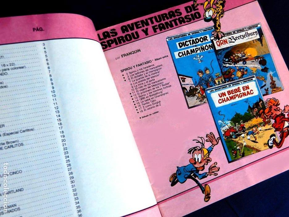 Cómics: CATALOGO 1988 - EDICIONES JUNIOR - GRIJALBO/DARGAUD - GRUPO EDITORIAL - DIFÍCIL - Foto 3 - 288476373