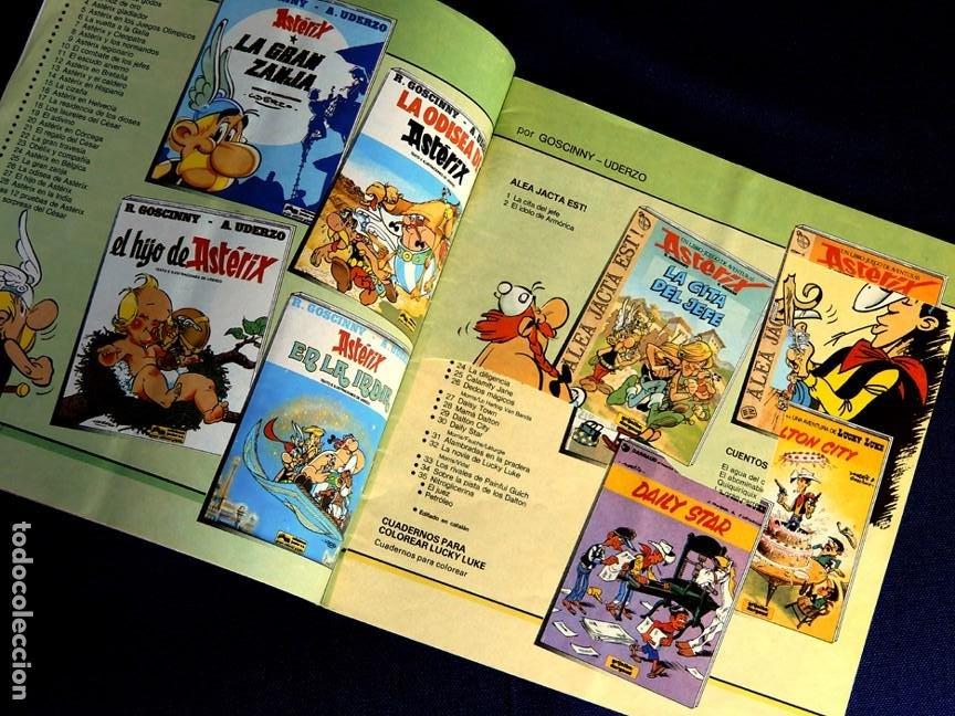 Cómics: CATALOGO 1988 - EDICIONES JUNIOR - GRIJALBO/DARGAUD - GRUPO EDITORIAL - DIFÍCIL - Foto 4 - 288476373