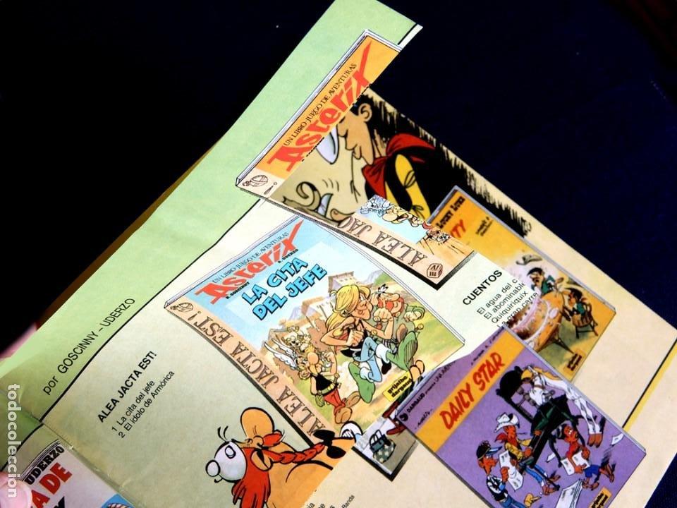Cómics: CATALOGO 1988 - EDICIONES JUNIOR - GRIJALBO/DARGAUD - GRUPO EDITORIAL - DIFÍCIL - Foto 5 - 288476373